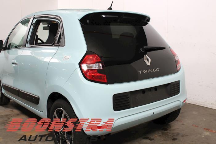 Renault Twingo Achteras achterwielaandrijving