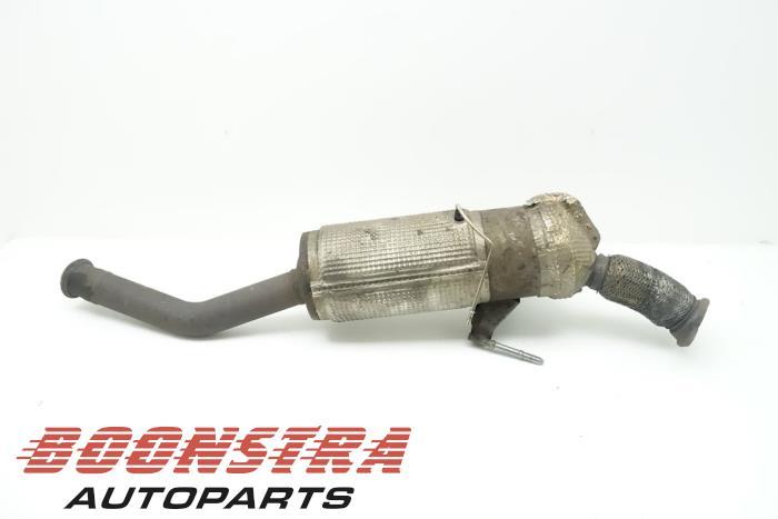 Renault Master Particulate filter