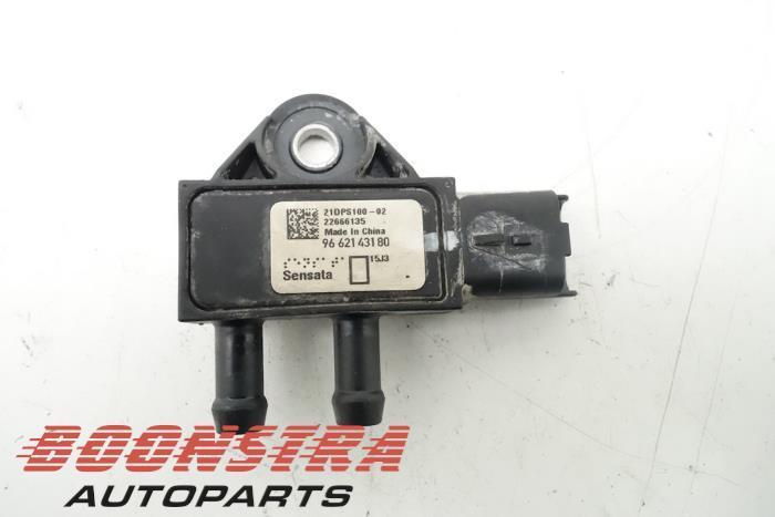 Fiat Scudo Brandstofdruk sensor