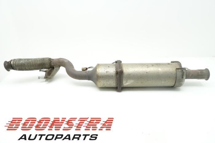 Peugeot Expert Particulate filter