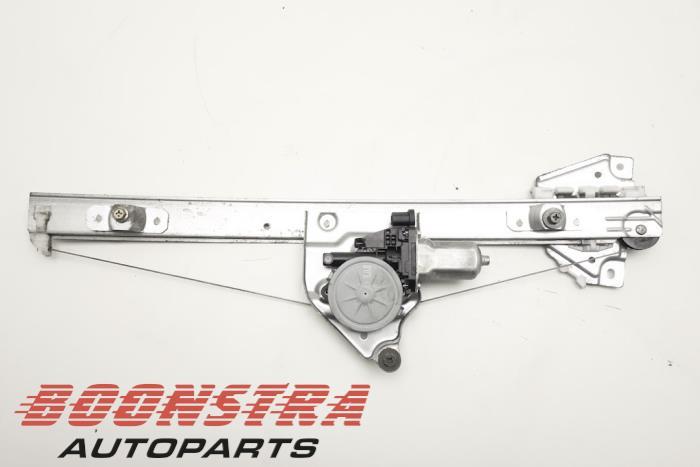 Suzuki Grand Vitara Ruitmechaniek 4Deurs links-voor