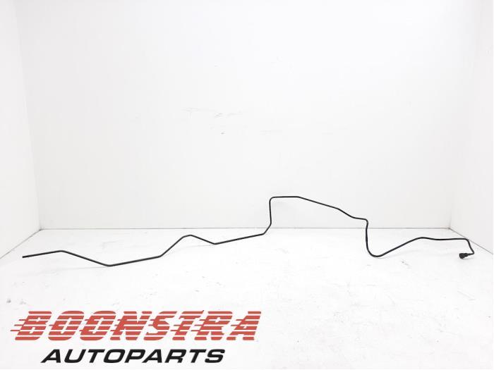Porsche 911 Brandstofleiding