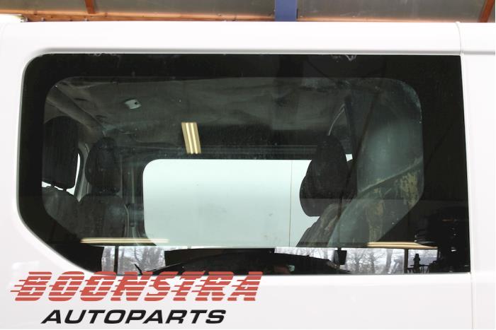 Renault Trafic Ruit Laaddeur zijkant