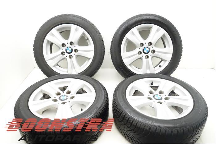 BMW 1-Serie Felgen Set + Winterreifen