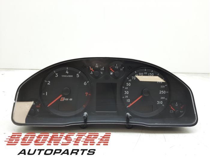 Audi RS6 Kilometerteller KM