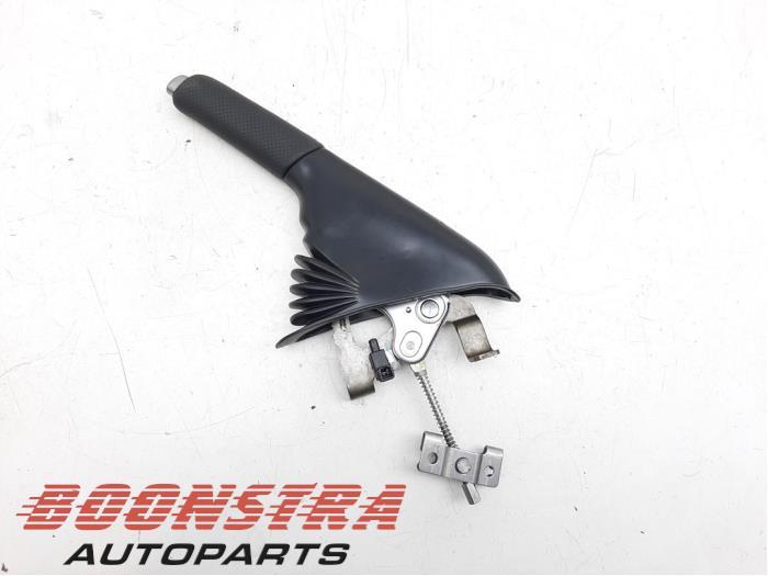 Fiat 500 Abarth Parking brake lever