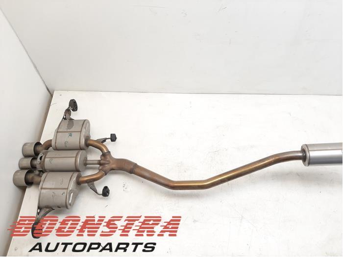Honda Civic Exhaust (complete)