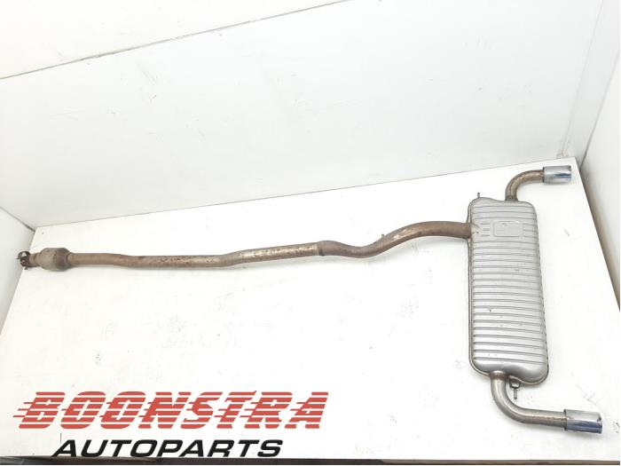 BMW 2-Serie Exhaust (complete)