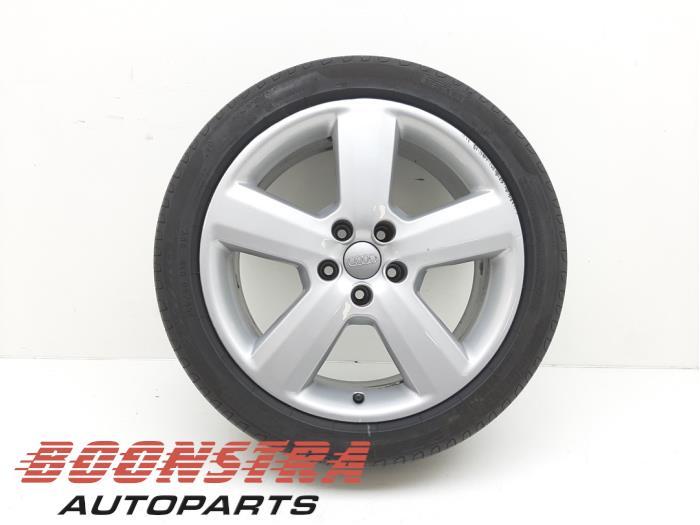 Audi RS6 Felge + Reifen