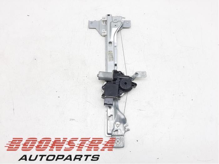 Peugeot 3008 Ruitmechaniek 4Deurs links-achter