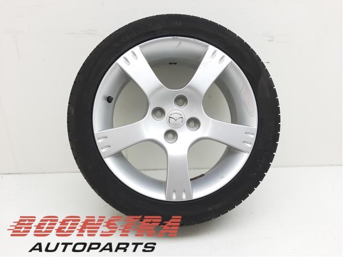 Mazda MX-5 Felge + Reifen