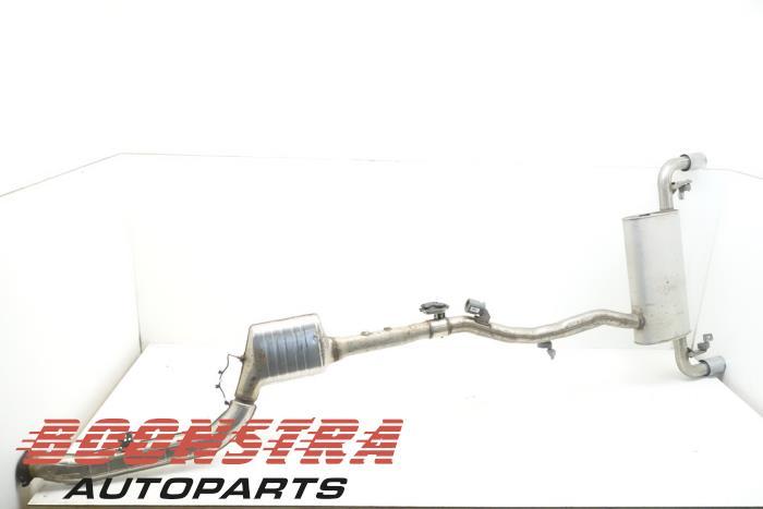 BMW X3 Exhaust (complete)