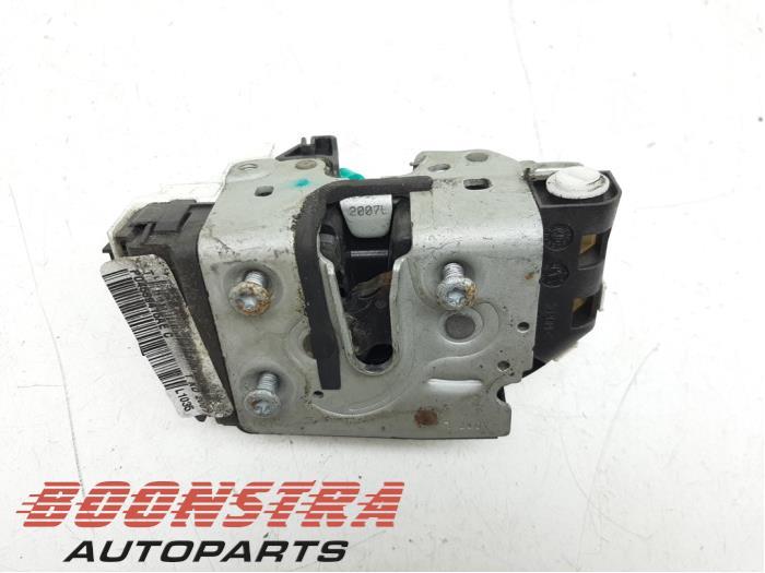 Dodge Caliber Rear door lock mechanism 4-door, left