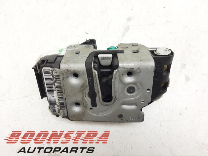 Dodge Nitro Rear door lock mechanism 4-door, left