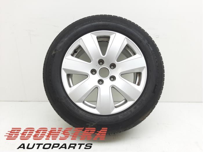 Audi A6 Felge + Reifen
