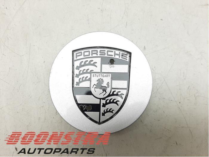 Porsche Boxster Radkappe