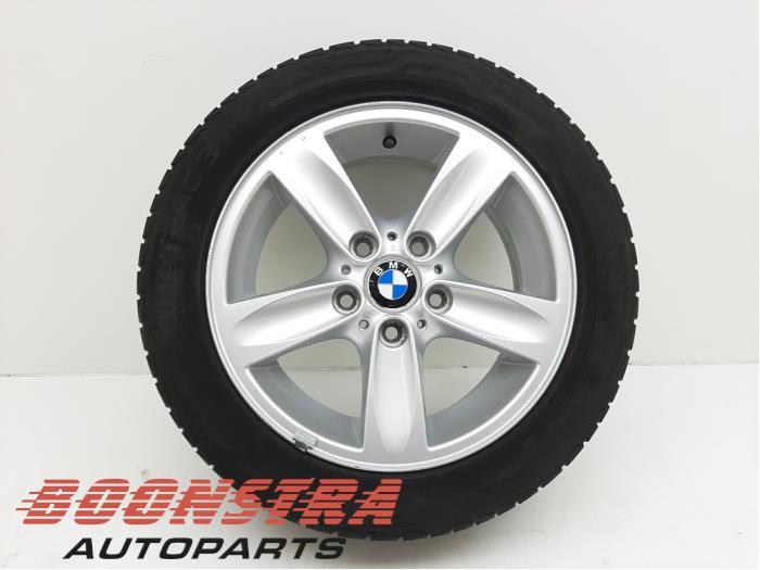 BMW 1-Serie Felge + Reifen