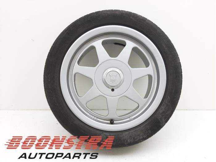Maserati Biturbo Felge + Reifen