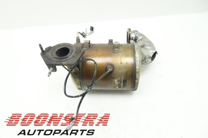 Renault Grand Scenic Particulate filter