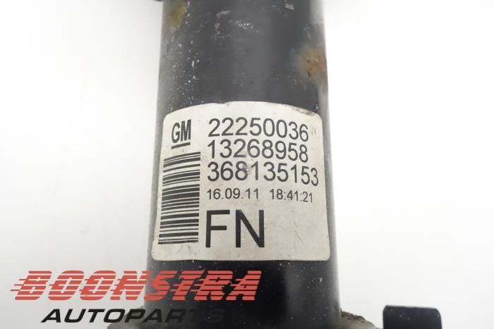 Schokdemper links-voor Opel Meriva (22250036, 13268958, 368135153, 93168546, 344578)
