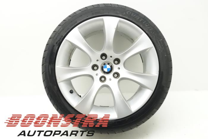 BMW 5-Serie Felge + Reifen