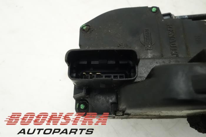 Front door lock mechanism 4-door, right Nissan Pathfinder (80500EB300, 80500EB30A)