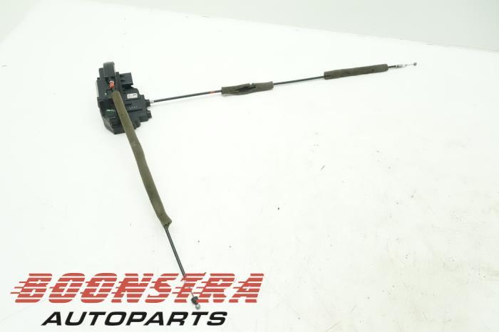 Nissan Pathfinder Rear door lock mechanism 4-door, left
