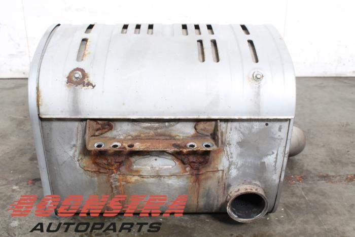 Iveco Miscellaneous Particulate filter