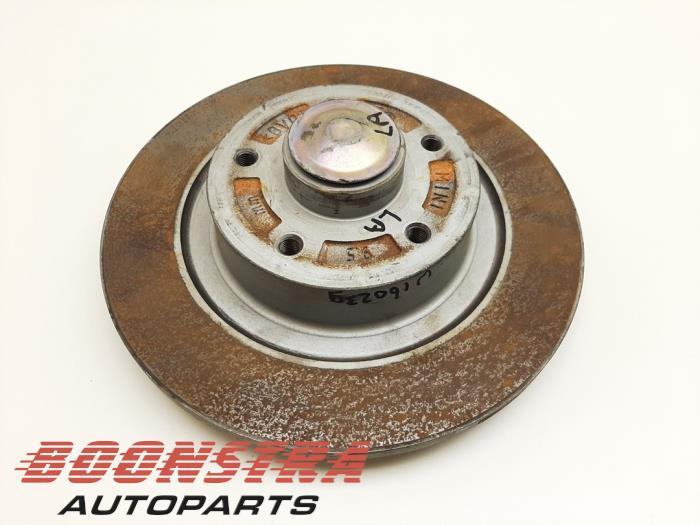 Renault Talisman Rear brake disc
