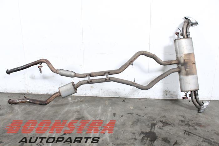 BMW X6 Exhaust (complete)