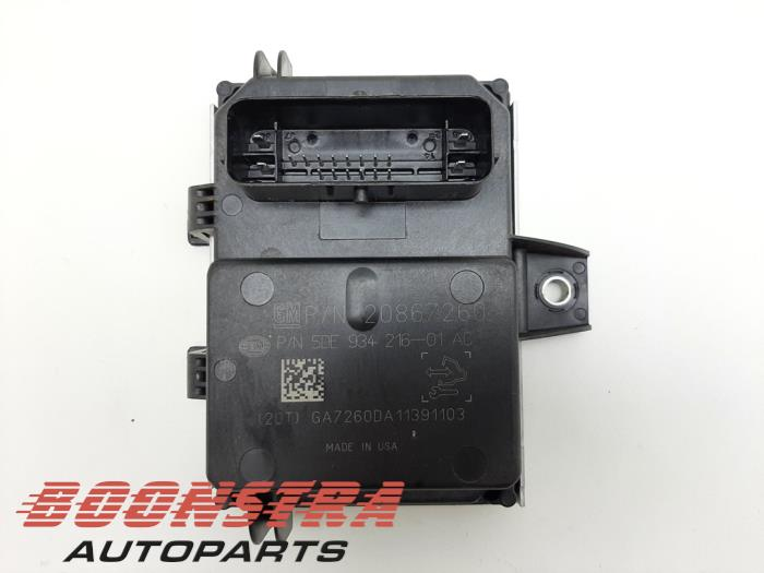 Opel Astra ADM brandstof module