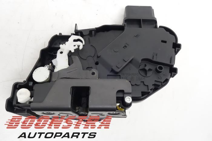 Porsche Cayenne Rear door lock mechanism 4-door, left