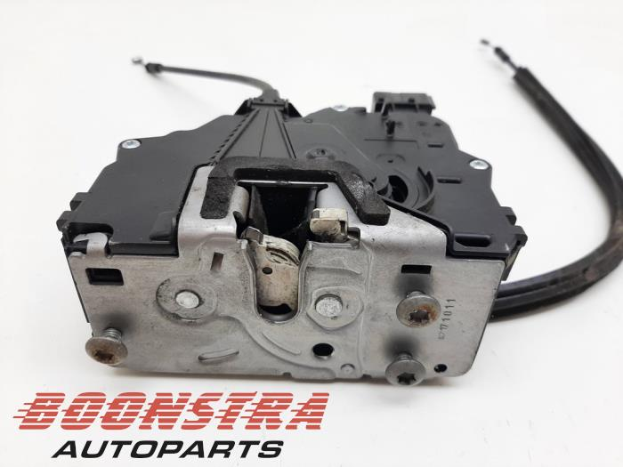 Citroen Jumper Minibus/van rear door lock mechanism