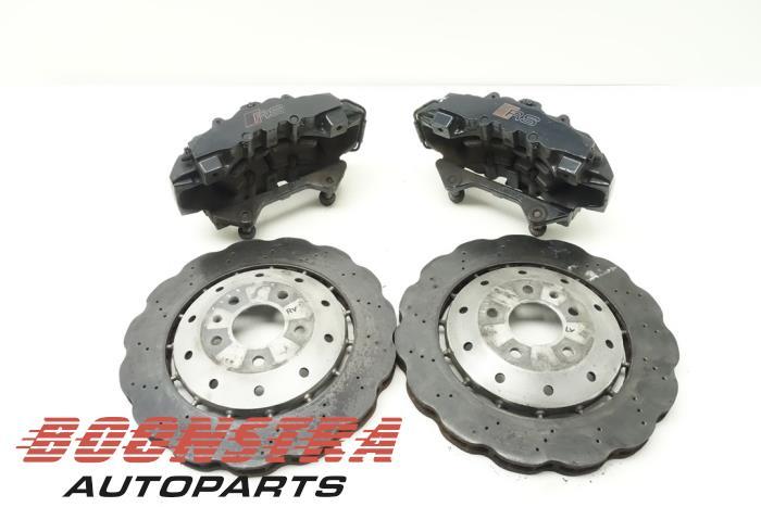 Audi S4 Brake set complete front