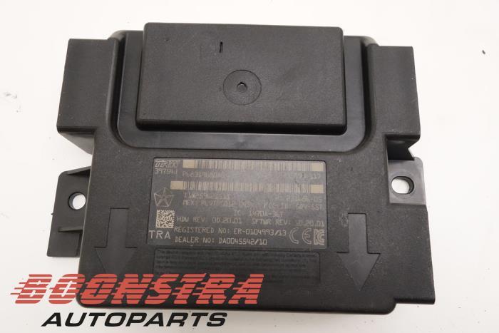 Dodge RAM Module keyless vehicle