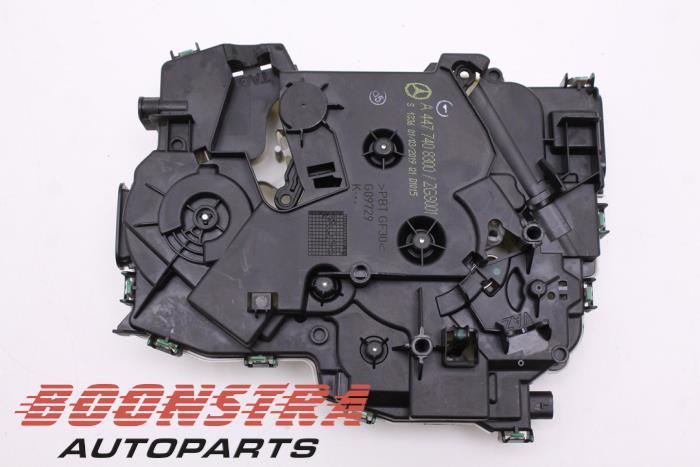 Mercedes Vito Minibus/van rear door lock mechanism