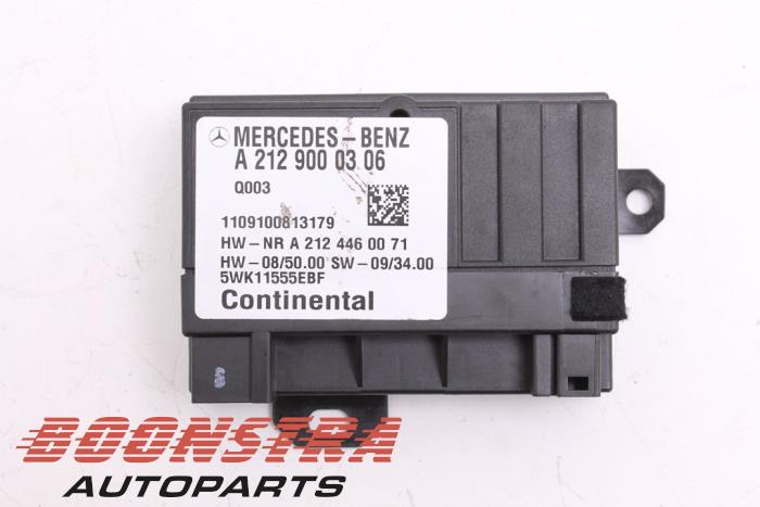 Mercedes Vito ADM brandstof module