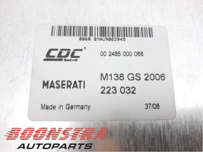Veercomputer Maserati Gransport (223032, 195840, 002485000068)