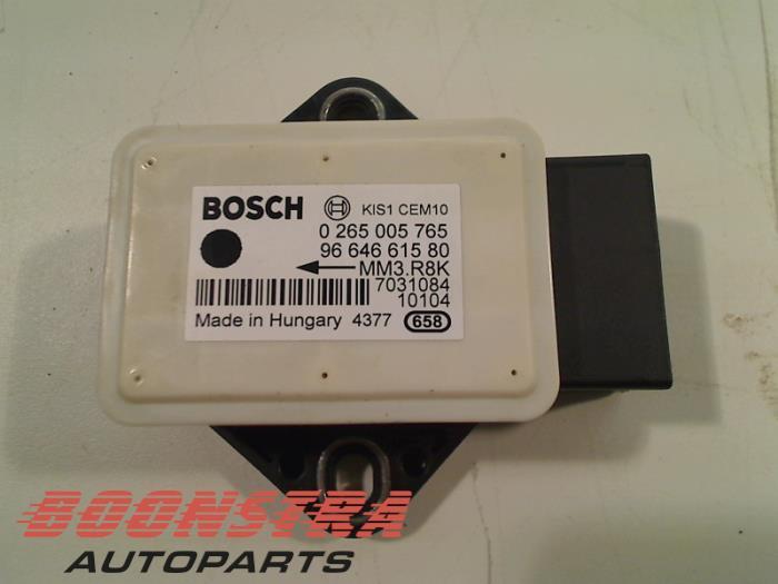 Peugeot 3008 Esp Duo Sensor