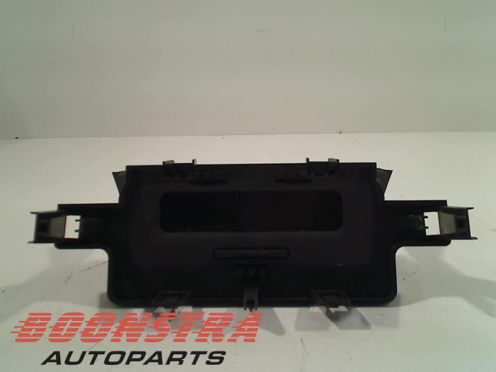 Boonstra autoparts gebruikte display interieur voor for Interieur renault megane 2000