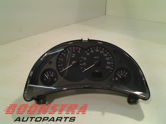 Opel Corsa Kilometerteller KM