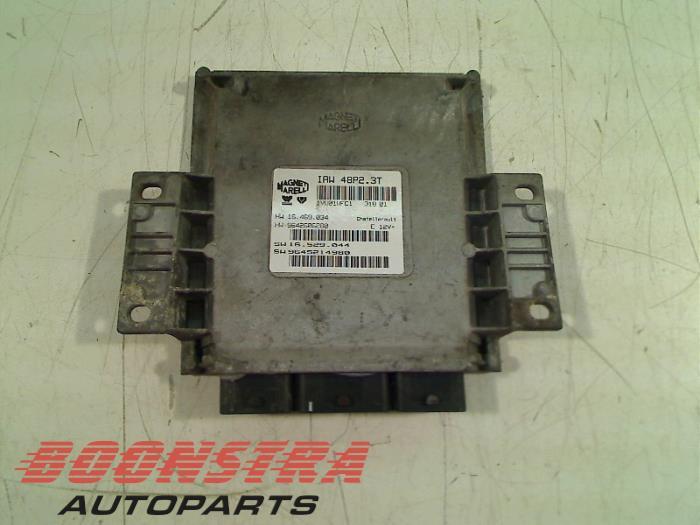Citroen C5 Computer Automatische Bak