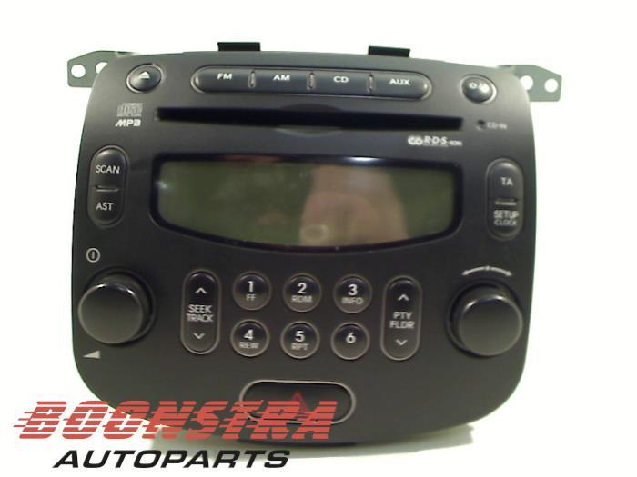 boonstra autoparts gebruikte radio voor onderdelen24 hpf 8. Black Bedroom Furniture Sets. Home Design Ideas