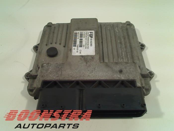 Fiat Punto Computer Motormanagement
