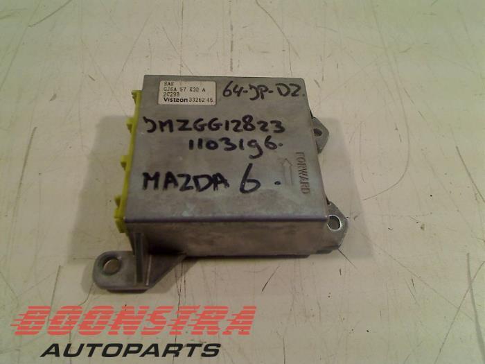 Mazda 6. Airbag Module