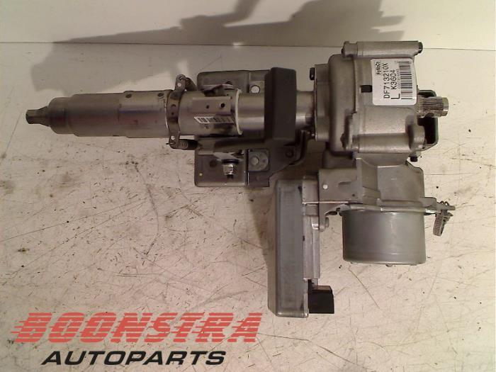 Mazda 2. Stuurbekrachtiging Elektrisch