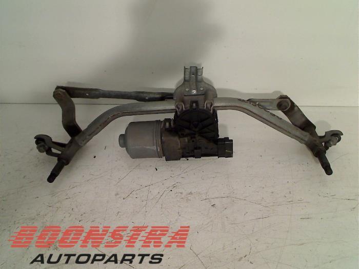 Peugeot 207 Ruitenwis Mechaniek