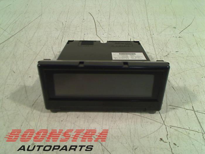 Boonstra Autoparts - Gebruikte Display Interieur voor dashboard and ...