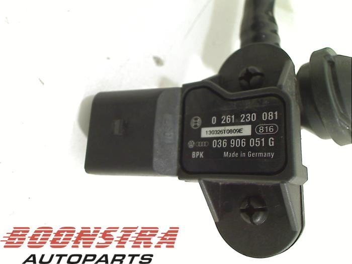 Seat Mii Brandstofdruk sensor