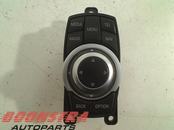 BMW 3-Serie Navigatie bedienings paneel